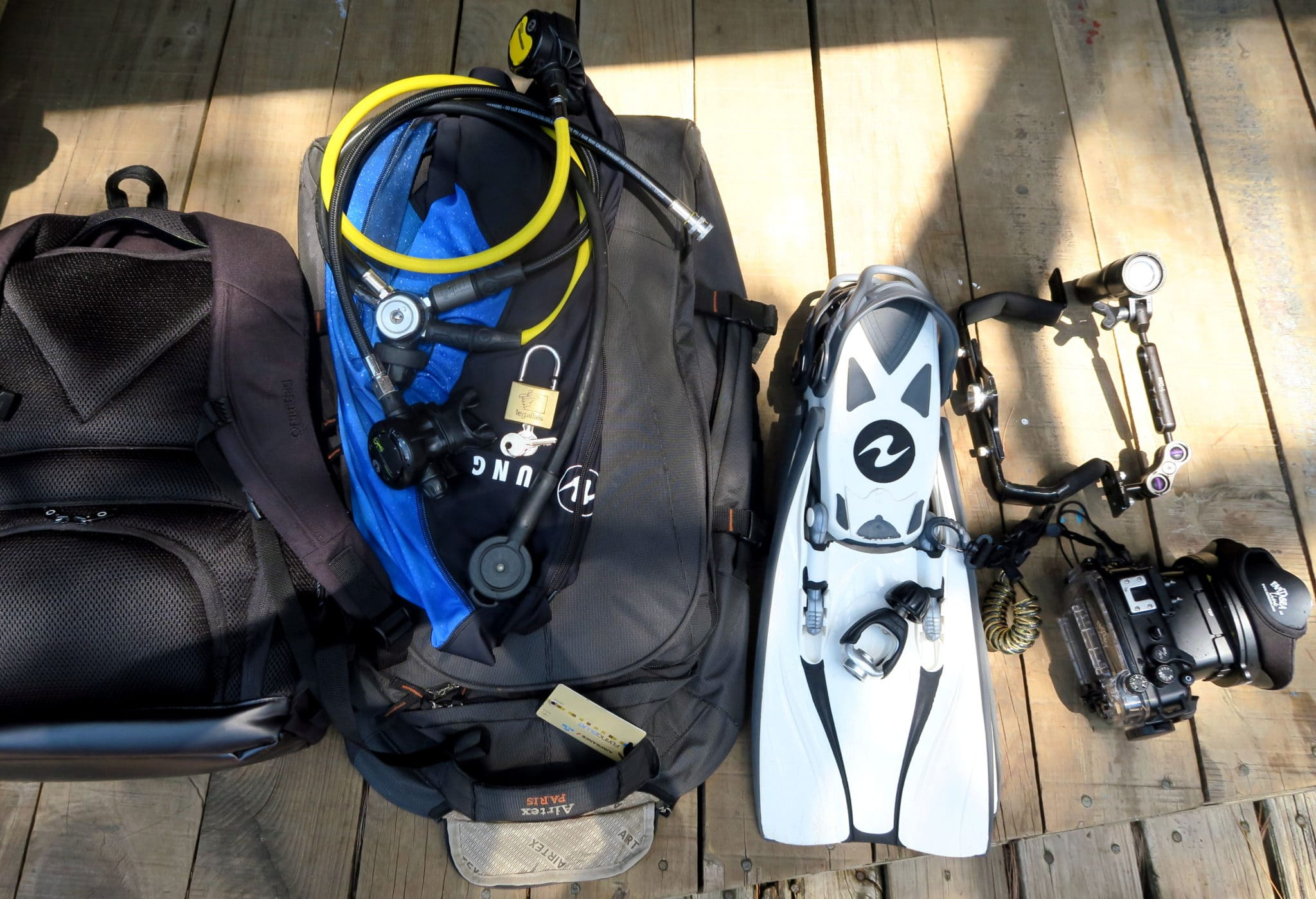 The perfect scuba diving bag doesn't exist? - World